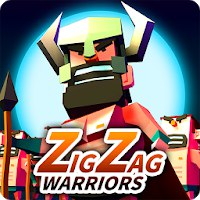 ZigZag Warriors [Мод: много денег]