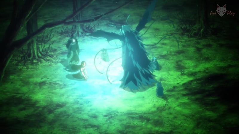 Невеста чародея 23 серия [Русская озвучка Aniplay.TV] Mahoutsukai no Yome