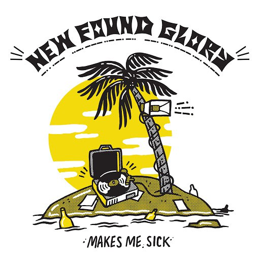 New Found Glory альбом Happy Being Miserable