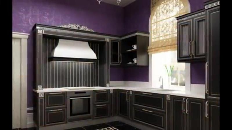 Гармония яркости и благородства – стиль ар-деко в интерьере кухонь