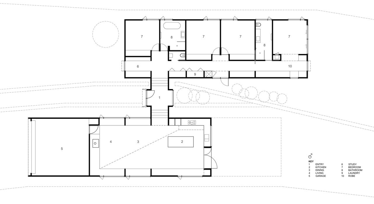 Two Halves / Moloney Architects