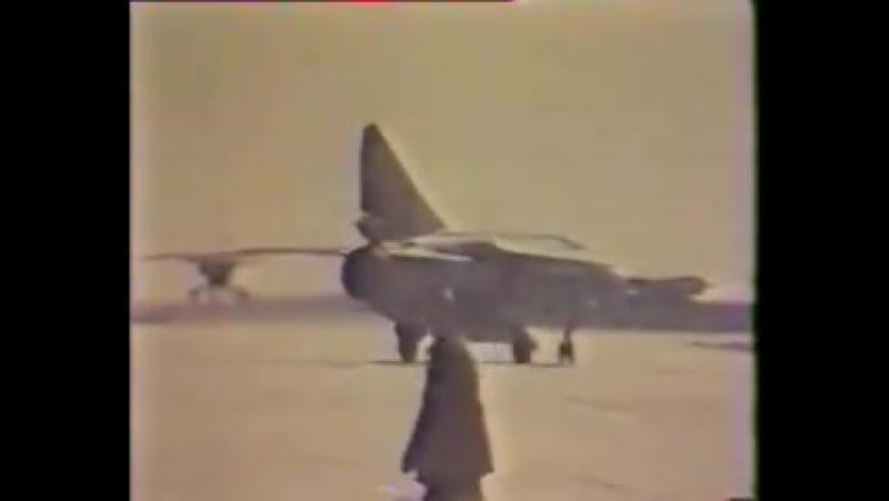 Служба в 41-м ИАП ПВО, о. Итуруп, аэродром Буревестник.