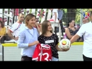 Iuliana Beregoi și echipa națională feminină 1 09 2017