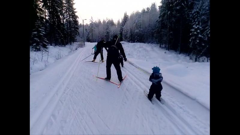 10.01.2018 Спорт с рождения, Suomi