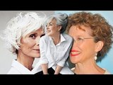 +50 Hairstyles for Older Women over 40 to 60