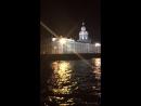 Разведённые мосты на Неве