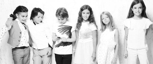 Кастинг детей на фото рекламу в