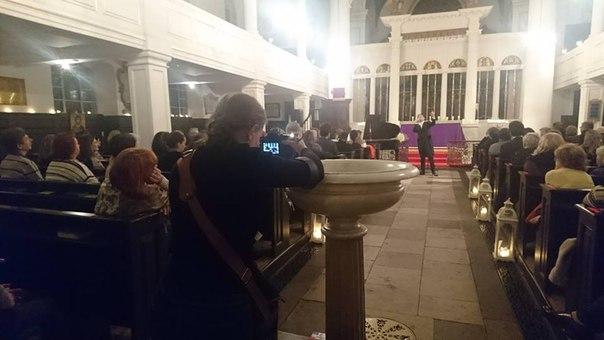 13 марта 2018 г., Песни любви, Grosvenor Chapel, Лондон, Англия Xy-61BSbuq8