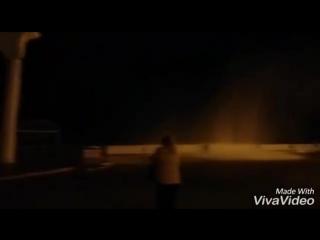 Шторм в Алуште