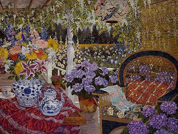 Джон Пауэлл родился в семье известного художника в 1930 году. С детства он увлекся живописью, учился у отца, а затем в мастерской известного художника Вилла Фостера. После окончания средней школы будущий художник поступил на службу во флот и провел два го