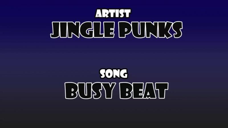 Jingle Punks - Busy Beat