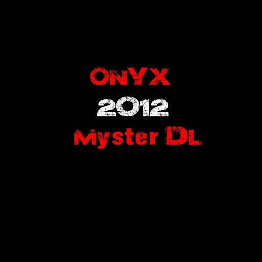 ONYX альбом 2012 (feat. Myster Dl)