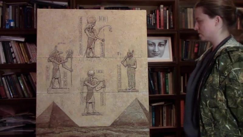 Тайные связи египетских богов (Меняйлов)
