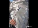 Куртка косуха серебро весна 2018🌺 @a m n amnesia