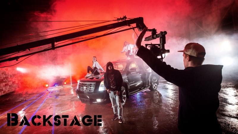 Misha Berk - МутимДэнс (backstage)
