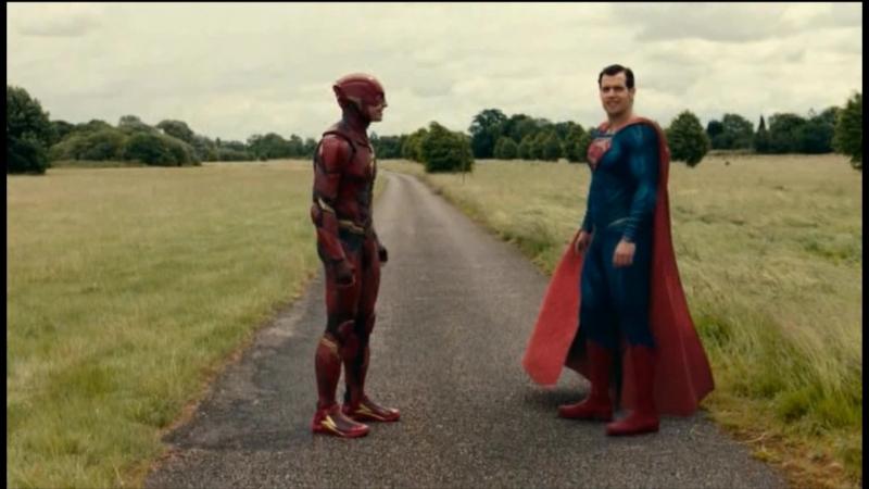 Лига Справедливости Супермен Бетман Флешь Дианна Аквамен Андроид Возвращение Лекса Лютора Концовка Фильма