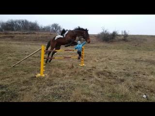 Чеченец прыжки 1