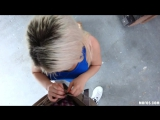 PublicPickups Mila Marx - Curvy Blonde Rides Dick In Garage (20.01.2018) rq