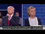 Learning English with The Future American President - The Second Debate P4