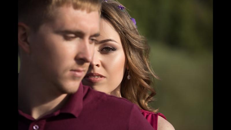 Предсвадебная съёмка Lovestory Юлии и Евгения