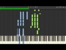 Bring Me The Horizon - Can You Feel My Heart(Synthesia)