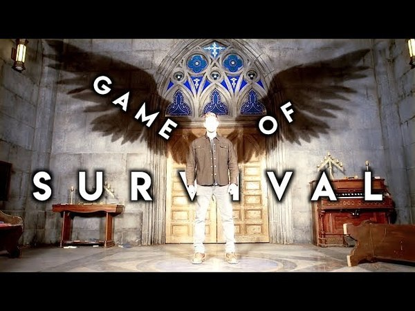 Supernatural Game of Survival 13x23 Warning FLASHES