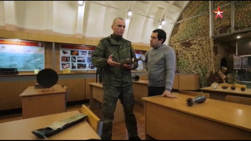 Военная приемка. Хроники противоминного центра (21.01.2018)