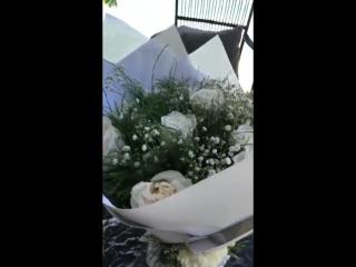 Марианна в своей истории поделилась небольшими видеозаписями подарков которые подарили Тини по случаю её Дня Рождения