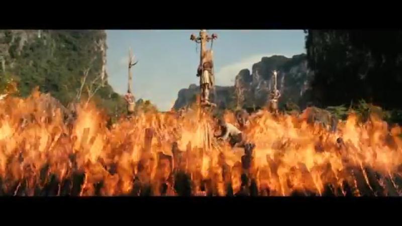 Джунгли фильм - Побег