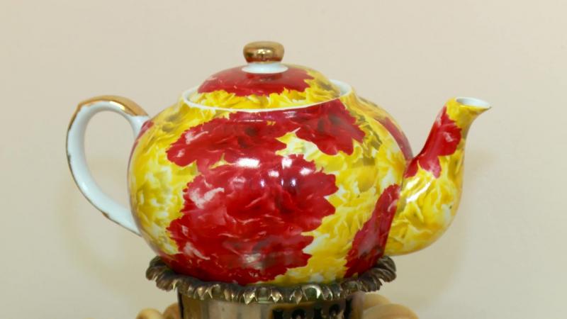 Выставка Чайный вернисаж Сосновское