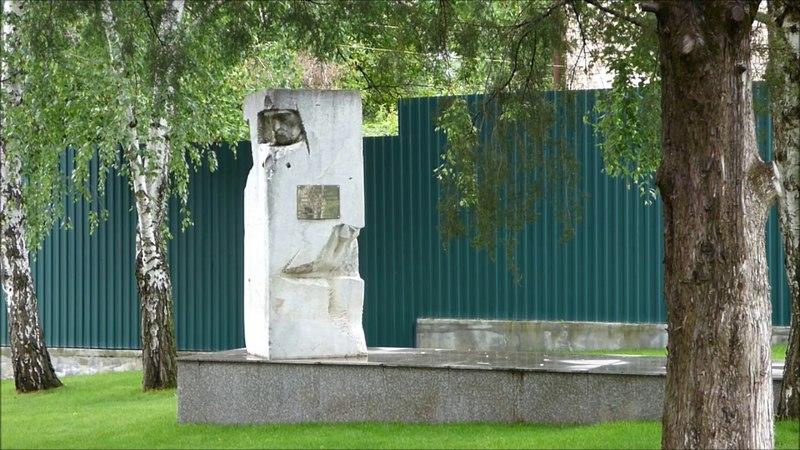 Братская могила воинов Советской Армии, погибших в 1942-1943 годах