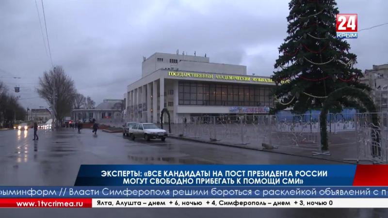 Во время президентских выборов в 2018 году наблюдателей от ОБСЕ в Крыму ждать не стоит