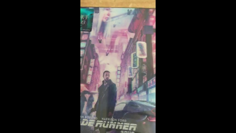 Blade Runner 2049 [HDzeta] 4K UHD BD Lenticular