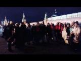 На Красной площади спели про красивых пензенцев