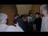 18+ Нападение на съемочную группу Ревизорро с ведущей Настасьей Самбурской в Нижнем Новгороде