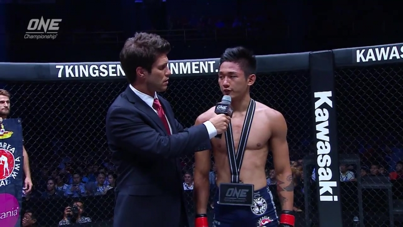 Gianni Subba defeats Ruel Catalan via Submission at 2:43 of Round 2