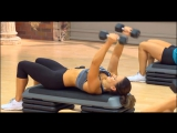 ICE – Rock'm Sock'm Kickbo Muscle Meltdown – Triceps - Cathe Friedrich