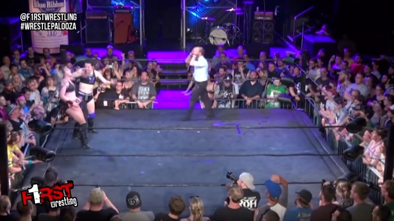 FREE MATCH Womens Wrestling Kimber Lee vs Heidi Lovelace