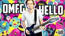 🎸 OMFG - Hello 🎵 Guitar Cover by Alex Luss