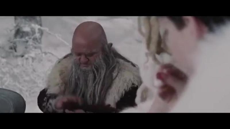 Хроники Нарнии Лев колдунья и волшебный шкаф 2005 Встреча с Джадис 5 13 movie moment