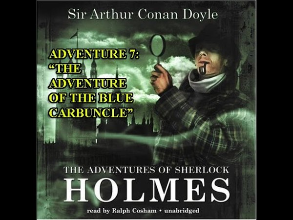 Learn english through story-Advance level-The Adventures of Sherlock Holmes : Adventures 7