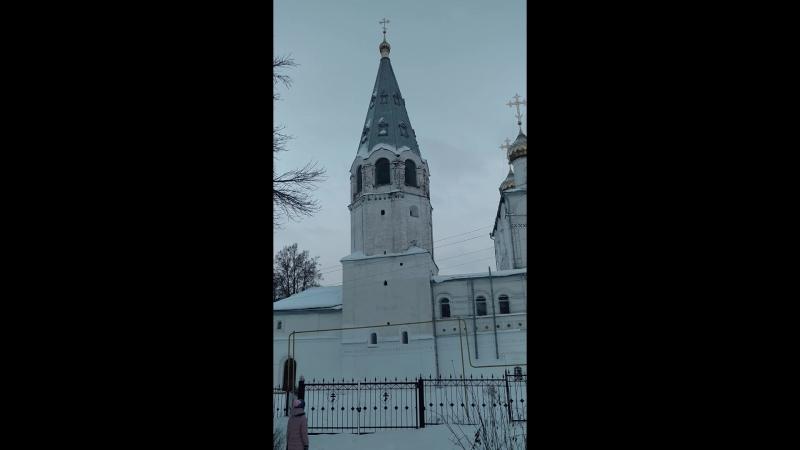 Вот она РоссияПрощеное воскресеньеКолокола