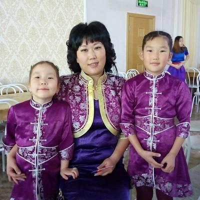 Светлана Дашинимаева