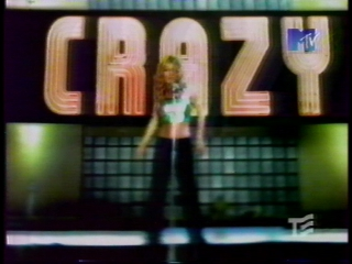 Britney Spears — Crazy (You Drive Me) (MTV Россия) 20 самых-самых