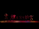 Микс Форсаж | Хореограф: Курмашева Анастасия Наильевна | Отчетный концерт Новогодний переполох | 30.12.2017