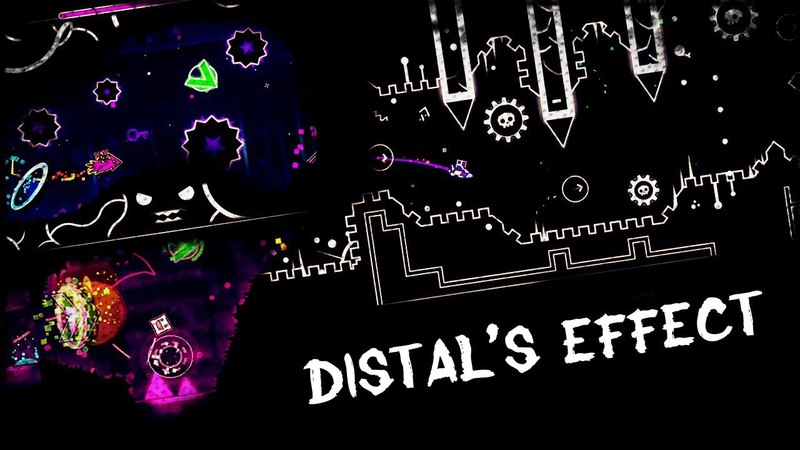 Distal's Effect (verified by me) | XL Megacollab by 15 people | Geometry Dash