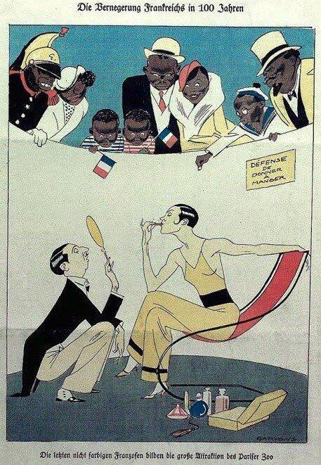 """""""Последние нецветные французы — главная достопримечательность Парижского зоопарка""""."""