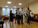 Ученики гимназии Петра Великого готовятся к балу
