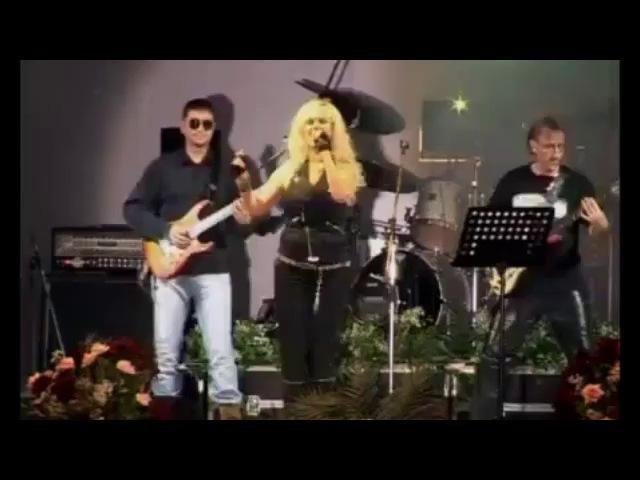 Марина ЖУРАВЛЕВА Снежинкa (LIVE) новая версия