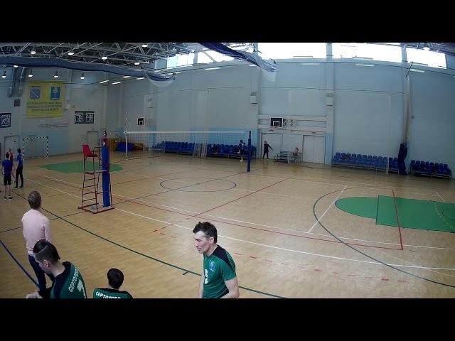VolleySert - MelonFashionGroup 3-2 КВЛ 2018, Медиум 3, часть3